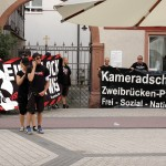 Bensheim: Unangekündigter Naziaufmarsch