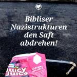 Bibliser Nazistrukturen den Saft abdrehen!